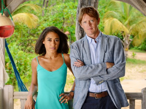 How did bumbling DI Humphrey Goodman leave Death In Paradise? Kris Marshall bows out of crime drama