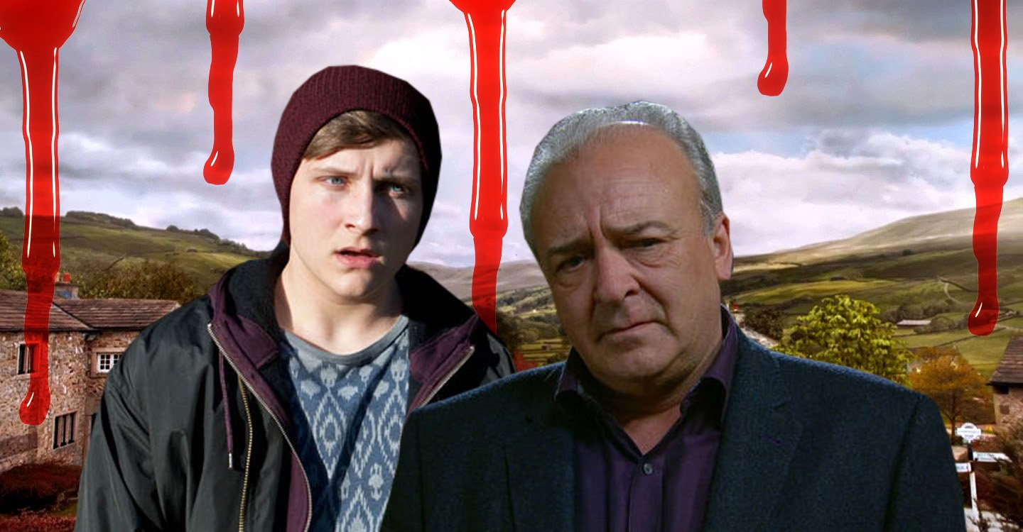 Emmerdale spoilers: Murder at Home Farm? Lachlan White SHOOTS Lawrence