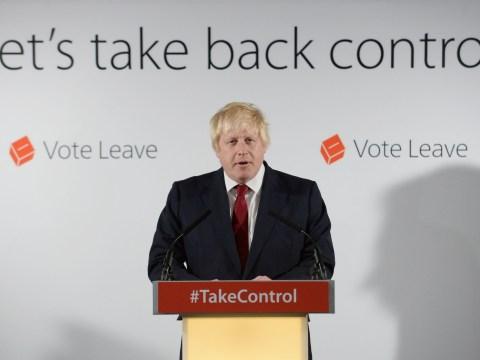 Boris Johnson praises 'brave and principled' David Cameron in wake of Brexit vote