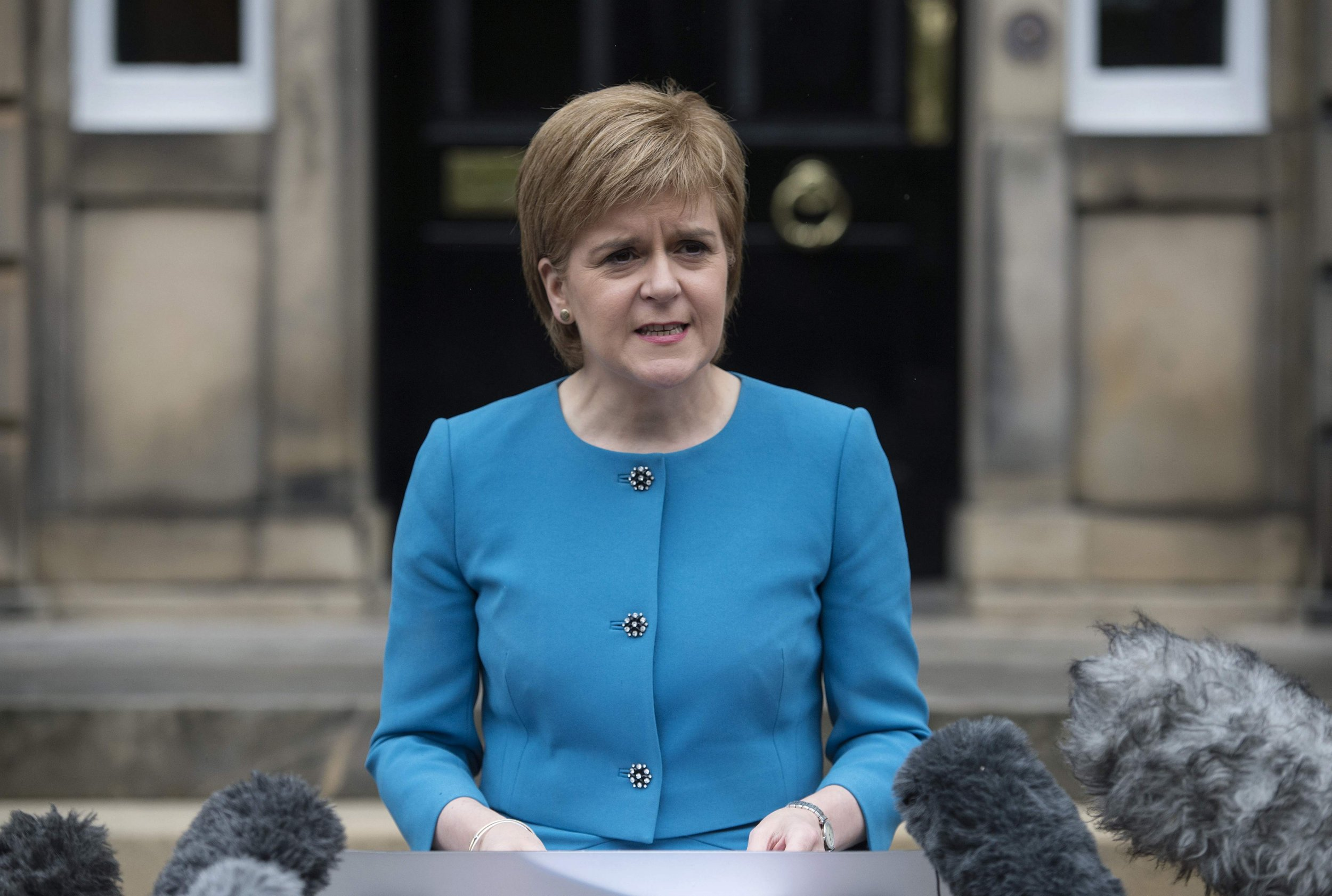 Scotland to begin talks with EU 'immediately' as Sturgeon plans for second referendum