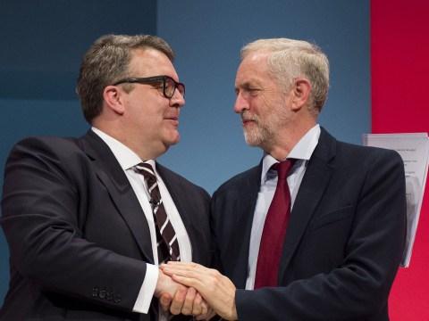 Tom Watson tells Jeremy Corbyn he will face leadership challenge