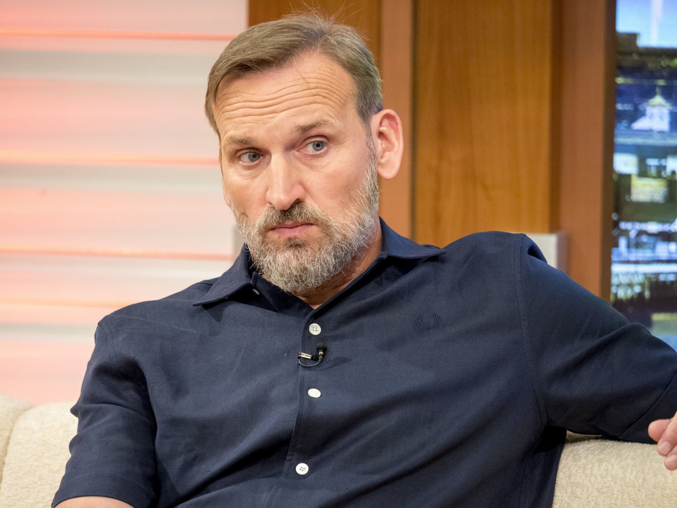 Christopher Eccleston breaks down on Good Morning Britain talking about being bullied as a 5-year-old