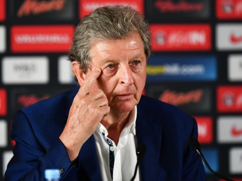 'I don't really know what I'm doing here' – Roy Hodgson's opening line as England boss attends press conference to explain Iceland defeat