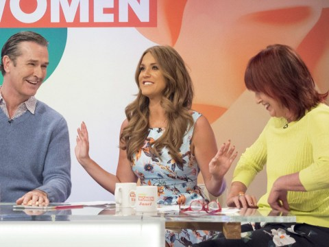 Vicky Pattison quits Loose Women because she is 'unable to devote her full attention to it'