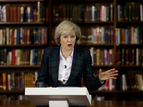 Theresa May speech: No snap election, no emergency budget and no rush for Article 50