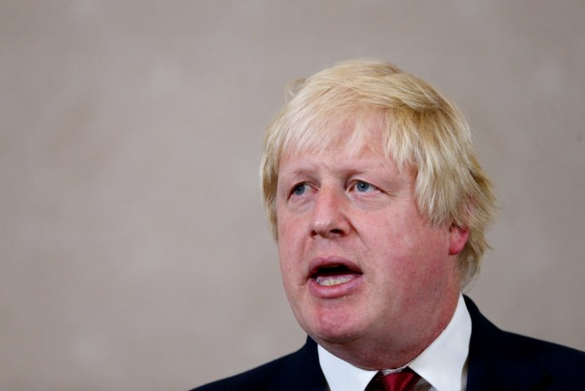 Boris Johnson announces his candidacy for the leadership of the Conservative party at the St. Ermin's Hotel, Westminster, London, which would see him become Prime Minister following the resignation of David Cameron last week. June 30, 2016.