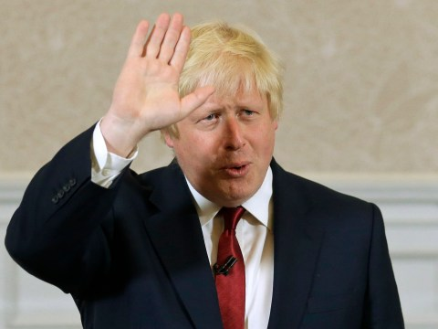 Now time for a Borxit: Boris Johnson WON'T stand to be Tory leader