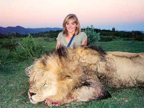 There's a lot of hate for #WomenWhoKillLions