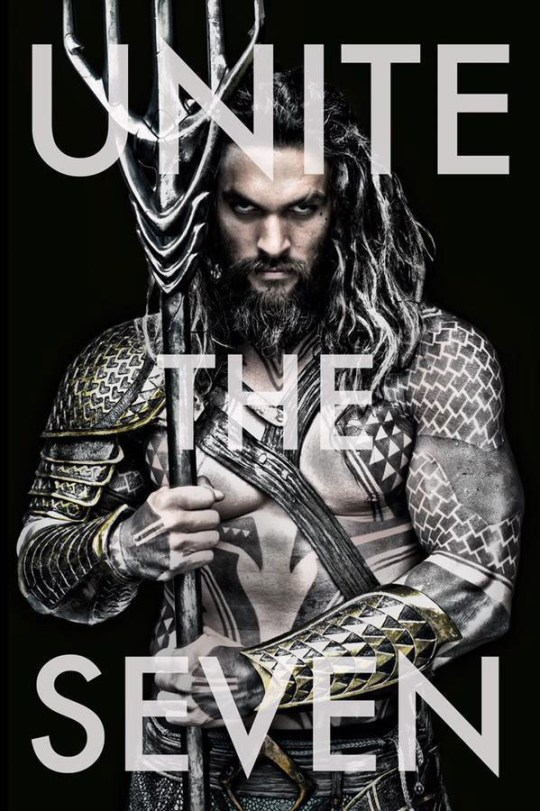 Game Of Thrones' Jason Momoa is playing Aquaman (Picture: Warner Bros)