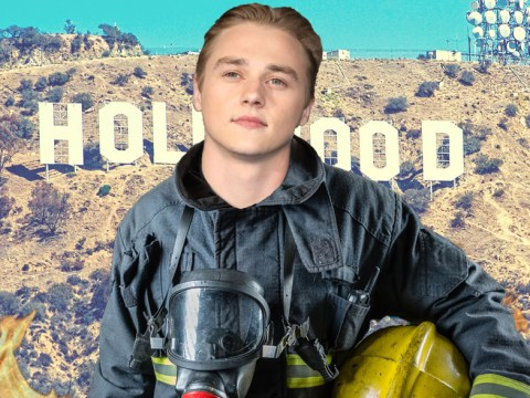 Ben Hardy lands third Hollywood film role in gritty firefighter drama No Exit