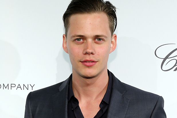 Bill Skarsgard cast as Pennywise in new adaptation of Stephen King's It