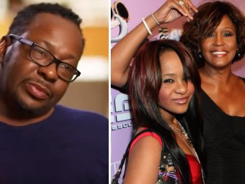 Bobby Brown breaks down while discussing the deaths of Bobbi Kristina and Whitney Houston