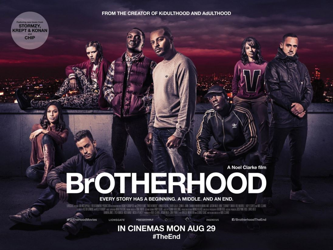 WATCH: Brand new trailer for Brotherhood starring Noel Clarke and Stormzy
