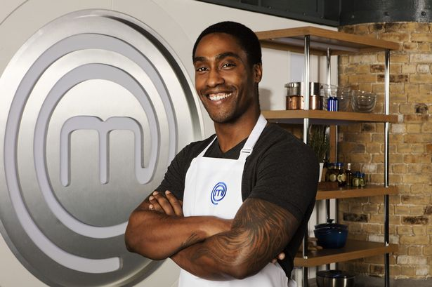 Blue's Simon Webbe pretty much just ruined Celebrity Masterchef for us