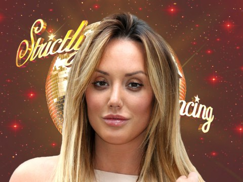 Charlotte Crosby wants to be the first Geordie Shore star to compete on Strictly
