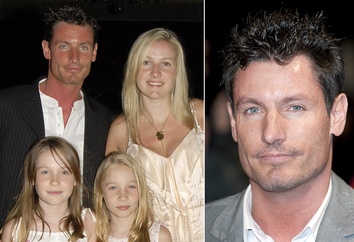 You won't believe what Dean Gaffney's twin daughters look like now