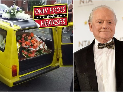 David Jason sends letter to grieving family ahead of their dad's Only Fools And Horses funeral