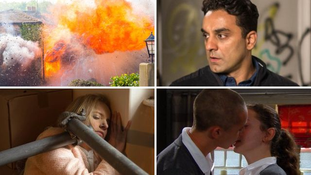 Emmerdale explosion, car crash and sex shock: 10 spoilers you need to know