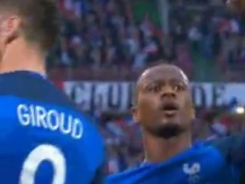 Manchester United legend Patrice Evra orders France fans to cheer under fire Arsenal star Olivier Giroud