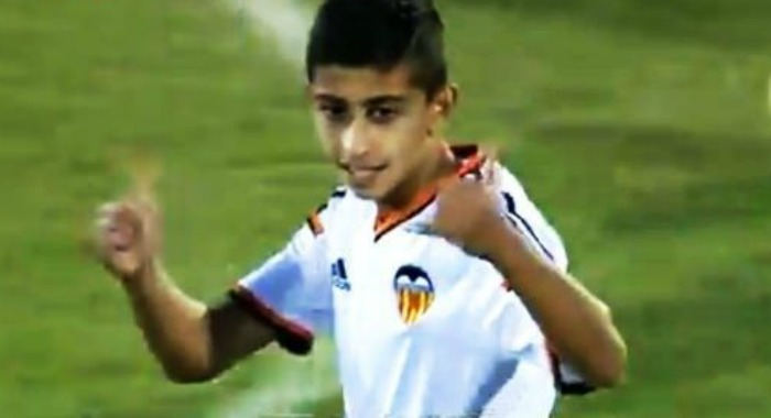 Ferhat Cogalan is a target for Manchester United (Picture: Youtube)