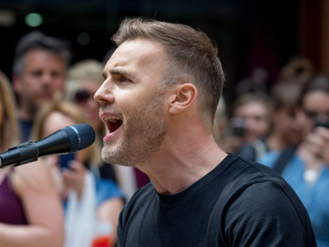 Gary Barlow to go on the hunt for singers to play Take That in musical for new BBC show Let It Shine
