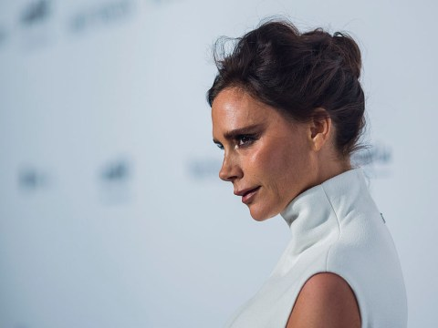 Check out 15-year-old Victoria Beckham's first ever modelling shots