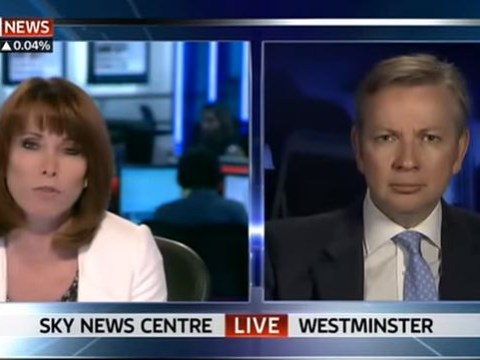 Remember when Michael Gove said he'd 'sign in his own blood' he didn't want to be PM?