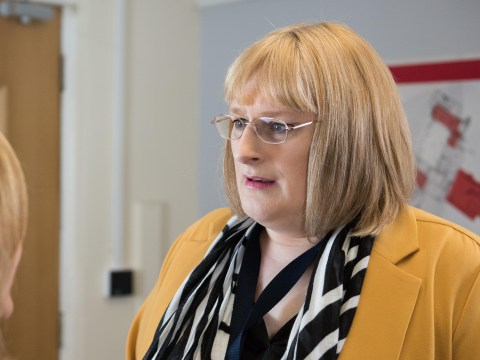 Hollyoaks star Annie Wallace makes history as the first transgender actress to get BAFTA nominated