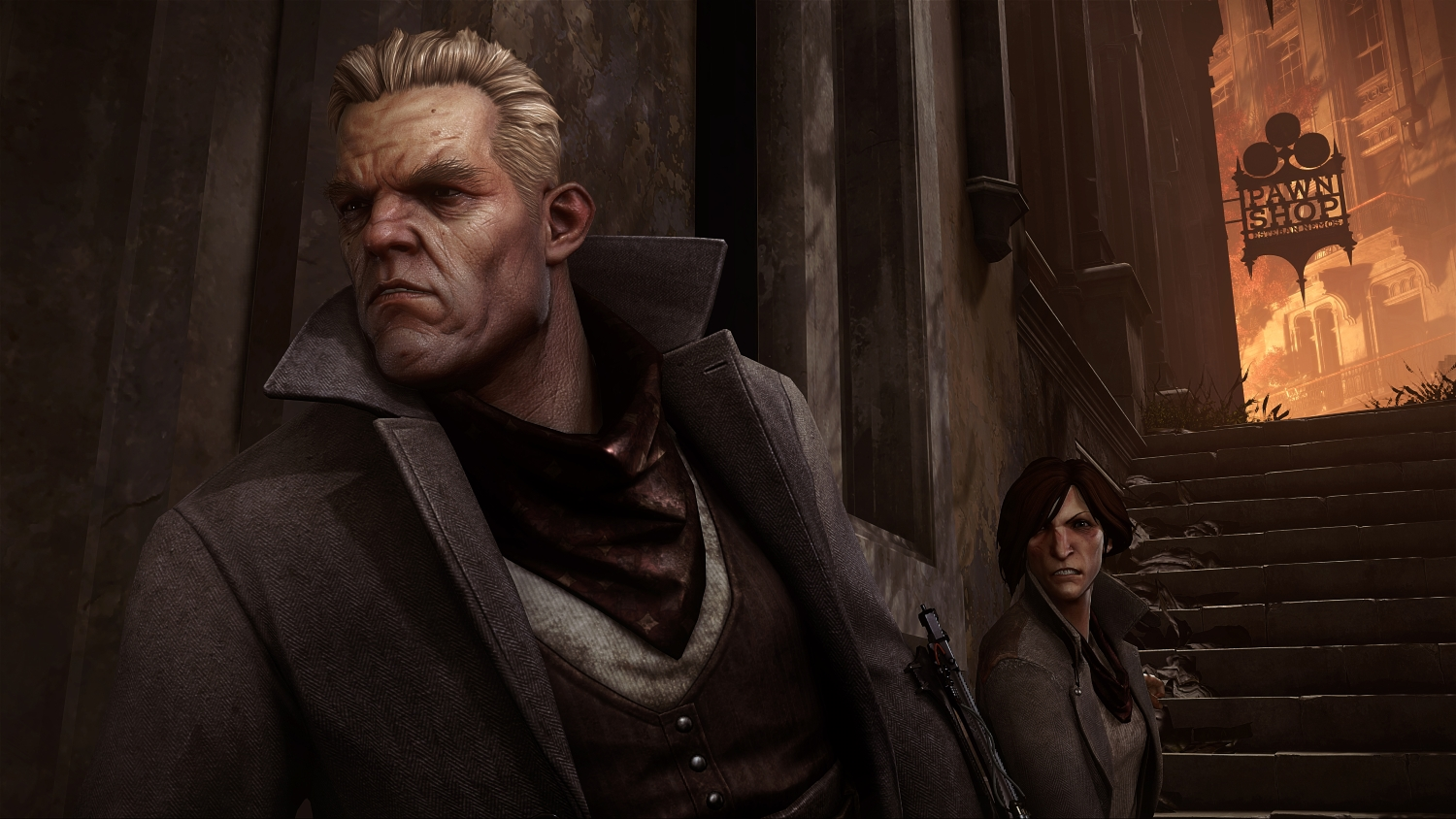 Dishonored 2 - violence is not the only option