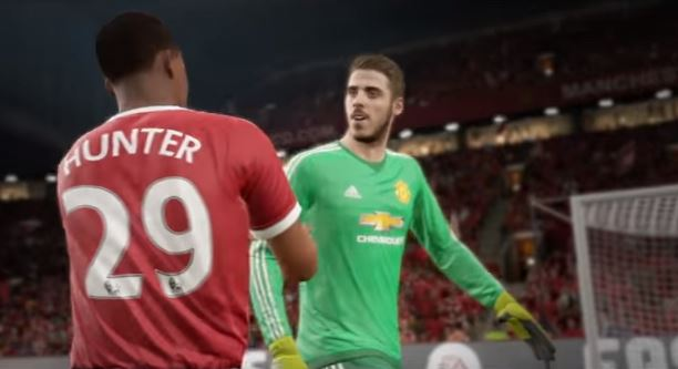 FIFA 17 have released a teaser trailer of their new story mode featuring Alex Hunter