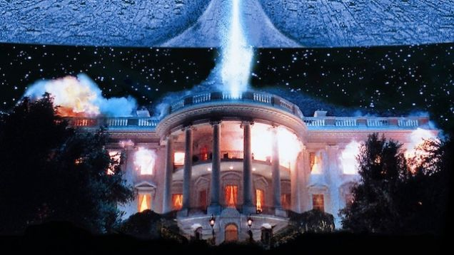 The original plot for an Independence Day sequel would have been really boring