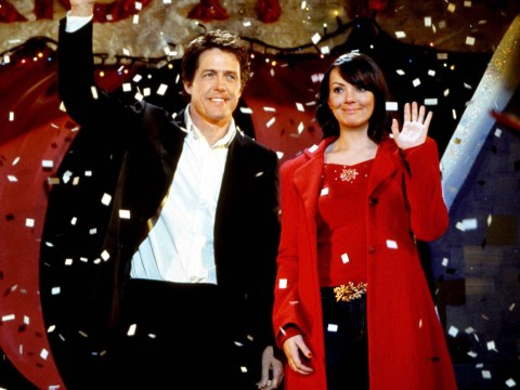 Martine McCutcheon spills on what it was like to kiss 'filthy but fabulous' Hugh Grant in Love Actually