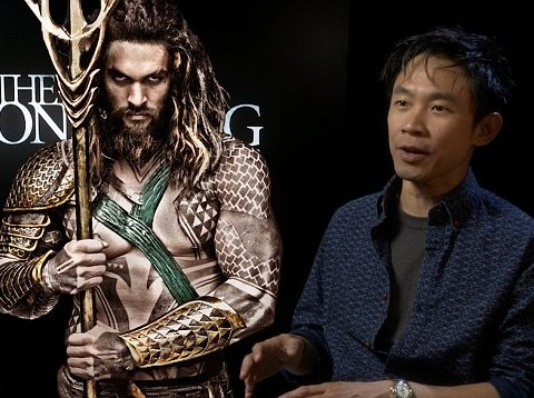 James Wan is making sure he 'puts his own stamp' on Aquaman