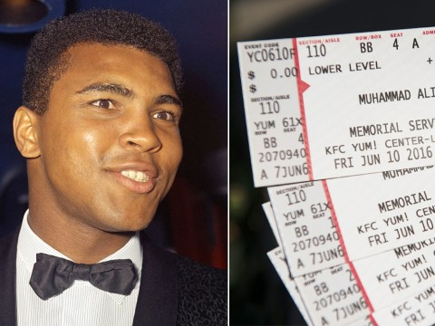 Muhammad Ali's family's anger after free memorial tickets are sold online