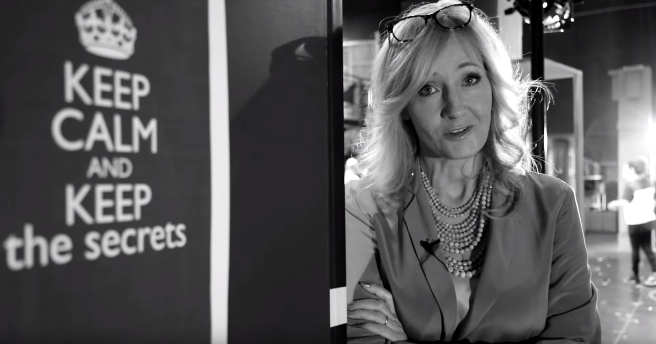 JK Rowling pleads with Harry Potter fans to keep quiet about plot 'surprises' in new Cursed Child play