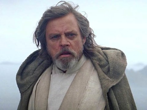 Star Wars: Episode 8 leaked dialogue reveals Luke Skywalker's first words to Rey