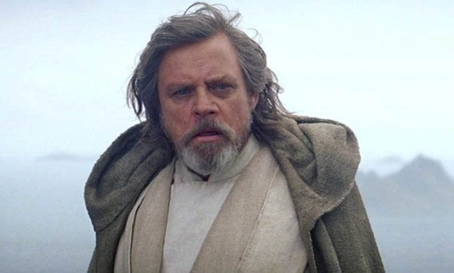 The title hints that Luke Skywalker might be the focus of the next film (Picture: Disney)