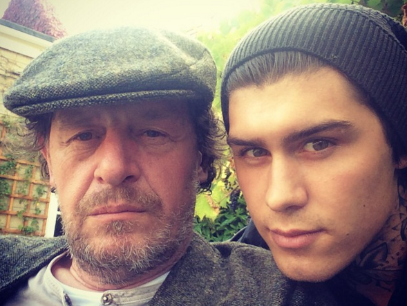 Marco Pierre White Jr 'banned' from talking about famous dad after Big Brother