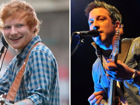 Ed Sheeran sued for $20m over his song Photograph allegedly copying song by X Factor winner Matt Cardle