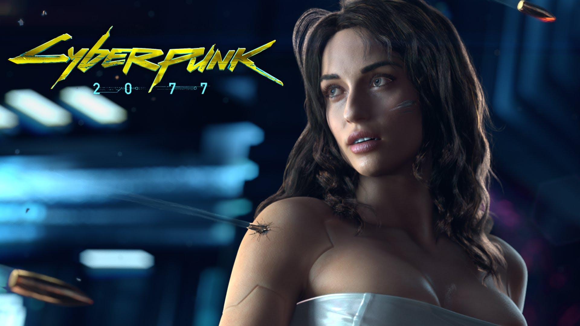 Cyberpunk 2077 - it's going to be a long wait for it, let alone Witcher 4