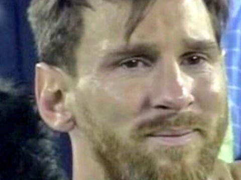 Arsenal fans claim Alexis Sanchez 'retired' Lionel Messi at Copa America final