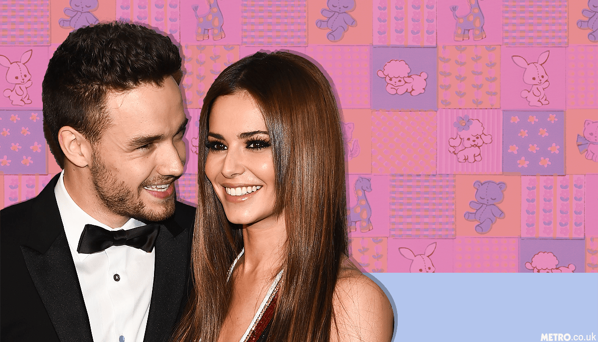Cheryl and Liam baby? Picture: REX - Credit: METRO/mylo