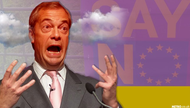 Farage to be excluded from committee to negotiate Brexit Picture: REX Features  -  Credit: MylesGoode