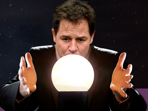 #MysticClegg: People are freaking out about how accurate Nick Clegg's post-Brexit predictions were