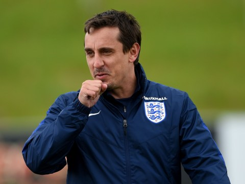 Harry Redknapp says Gary Neville as England manager would be an insane decision by FA