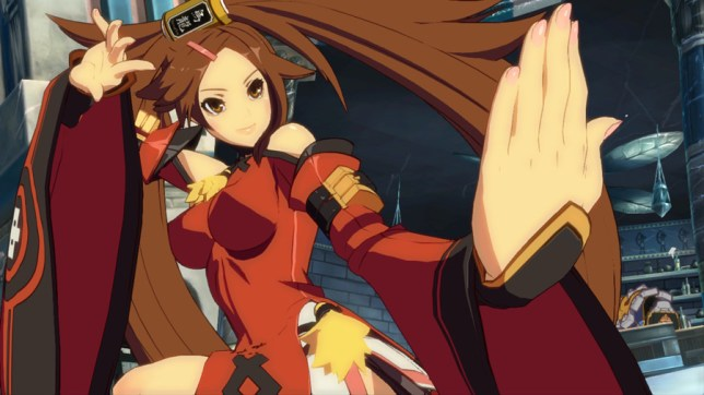 Guilty Gear Xrd -REVELATOR- (PS4) - these are the actual in-game graphics