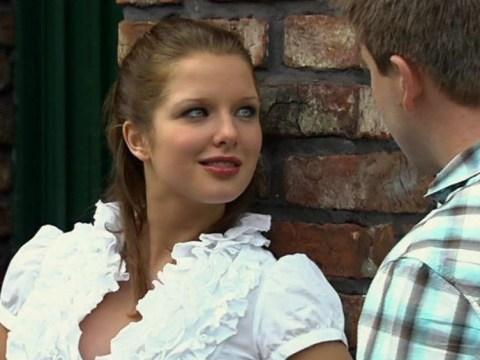 Helen Flanagan to return to Coronation Street as Rosie Webster?