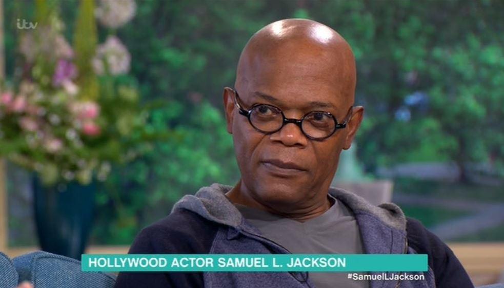 Samuel L Jackson 2