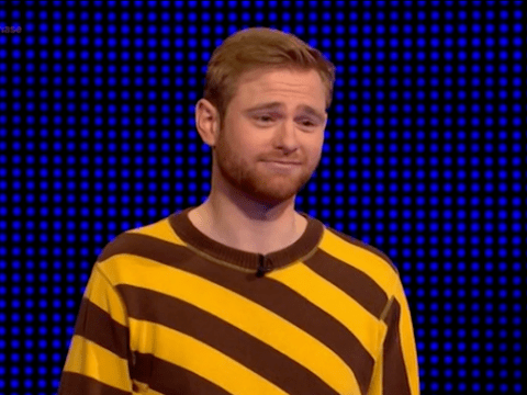 The Chase contestant mercilessly mocked for his bumble bee jumper