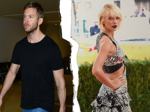Calvin Harris unfollows Taylor Swift and deletes breakup message after she's pictured kissing Tom Hiddleston